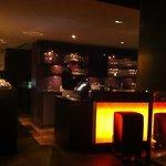 Die Bar, Treffpunkt für Gourmets