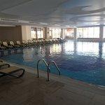 groot binnen zwembad