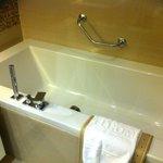 Separate bath