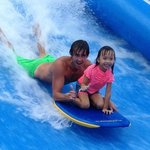 Qualified Wave Instructors to assist kids on the wave.