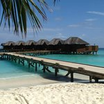 Plage de Fihalhohi Island Resort