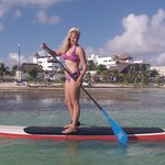 Paddle the Caribbean in Mahahual