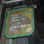 De Levensboom vegetarian restaurant - superb!