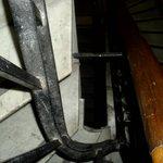 Largas y largas escaleras