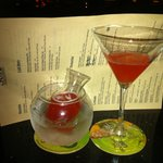 Ruby Red Martini -- Delicious
