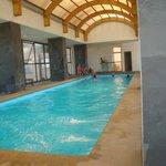 Essa piscina é massa...