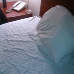 """dingy"" sheets"