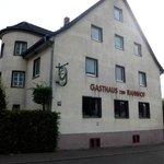 """Das """"Gassthaus Zum Bahnhof"""""""