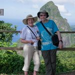 Petit Piton viewpoint