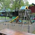 Kids spent hours and hours playing here