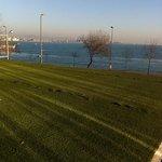 Marmara Sea view