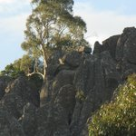 Mysterious Hanging Rock