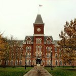 Autumn Afternoon at Ohio State University