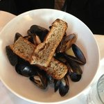 Mussels.......east coast style