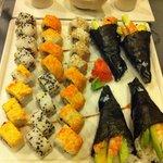 Sushi...YUM!