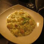 Risotto di mare to die for....this is the best!