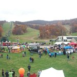 The festivities at the fall festival