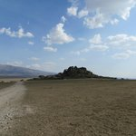 Approach to Olduvai Camp