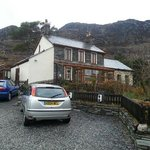 Bryn eltyd eco guest house - electric car charging points available
