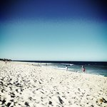 North Cott Beach in the morning