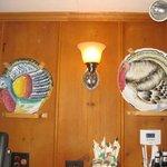 More fabulous turkey platters, Hart's Turkey Farm, Meredith, NH