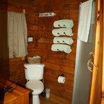 Bathroom- Settlers Hollow