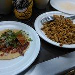Deliciosos Tacos... al pastor y de sirlon