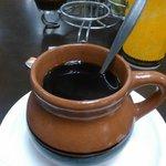 Umm,,,, Delicioso café de olla