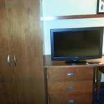Closet Space and Television