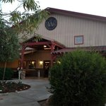 Wiens Winery Tasting Room Front Entrance