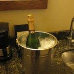 Mmmm, Champagne!