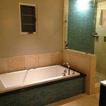 Large bath tub