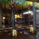 lobby/ dining area