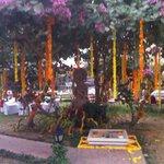 The janoi mandap
