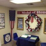 Patton Memorial Museum metal of honor
