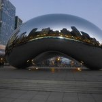 cloud gate December 2012