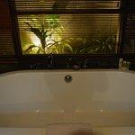 Villa tub