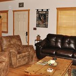 Living room area-White Tail 1 bdrm