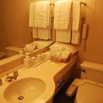お風呂はユニットバスです。