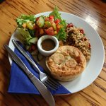 Awesome chicken pie!