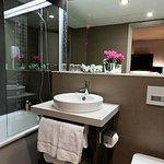 Salle de bain ch. Deluxe