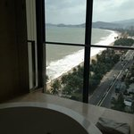 view from Bathtub/whirlpool