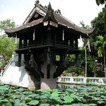 One Pillar Pagoda_Next to Hanoi Emotion Hotel