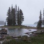 Snowy Spirit Island