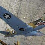 Beaut Kittyhawk P-40.