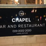 Foto de The Chapel 1877 Restaurant And Bar