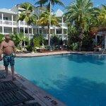 Sunset Harbor pool