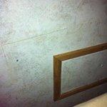 cut wall paper