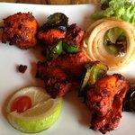 raw chicken tandoori