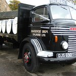 The old Dalmore lorry